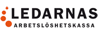Ledarnas a-kassa logo